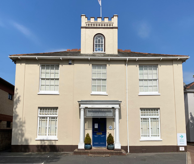Sandbanks Clinic Building
